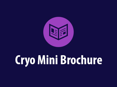 Cryo Mini Brochure